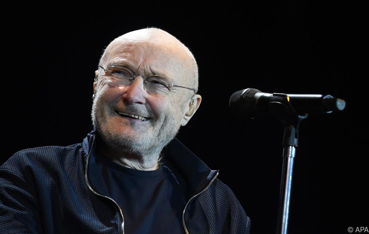 Die Popikone Phil Collins feiert 70. Geburtstag | PULS 24