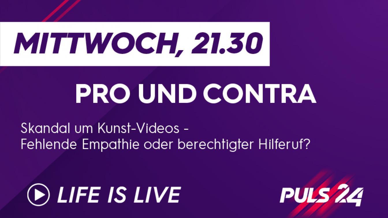 Pro und Contra: Skandal um Kunst-Videos – Fehlende Empathie oder berechtigter Hilferuf? 28.04.2021