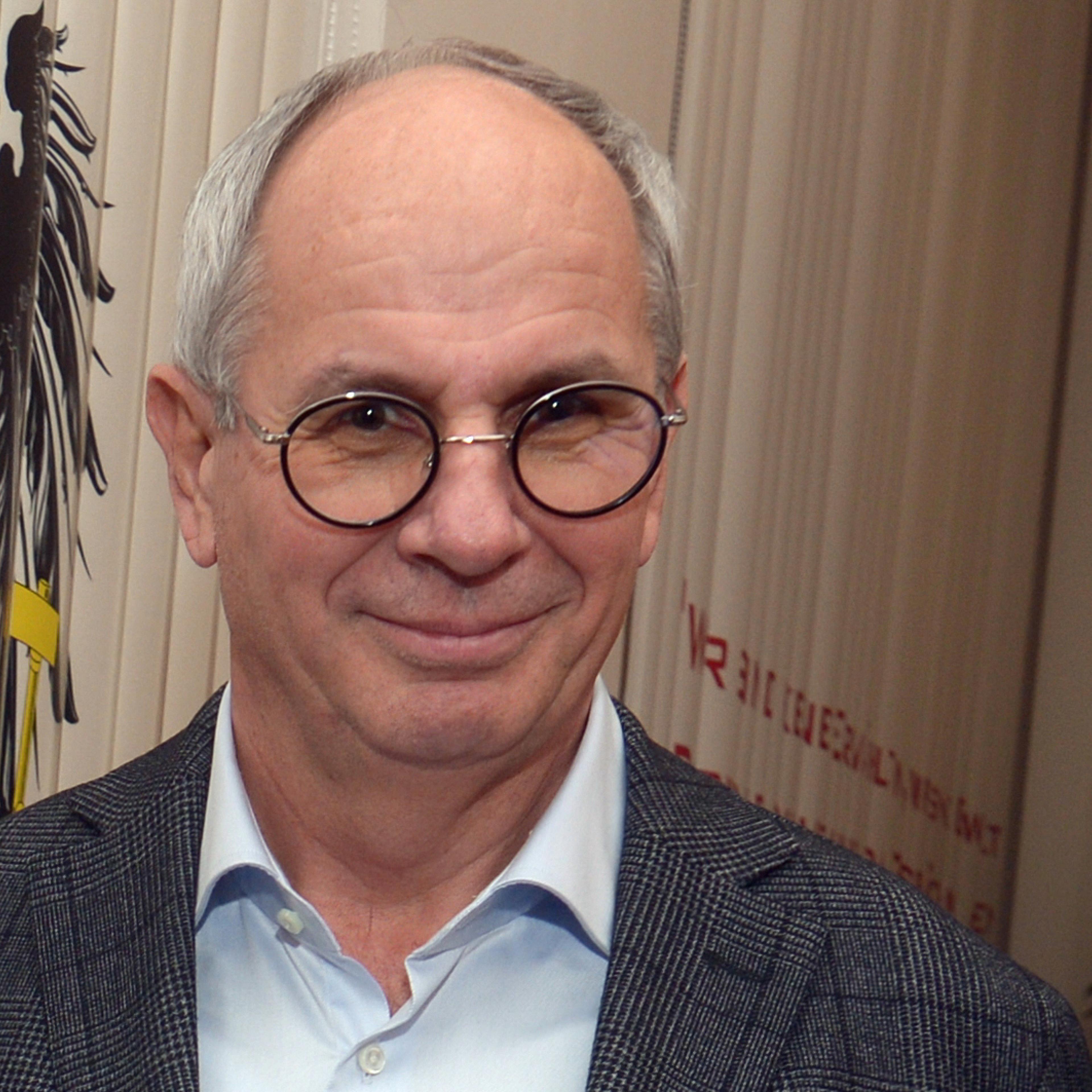 Kärntens Intensivbettenkoordinator Primar Rudolf Likar
