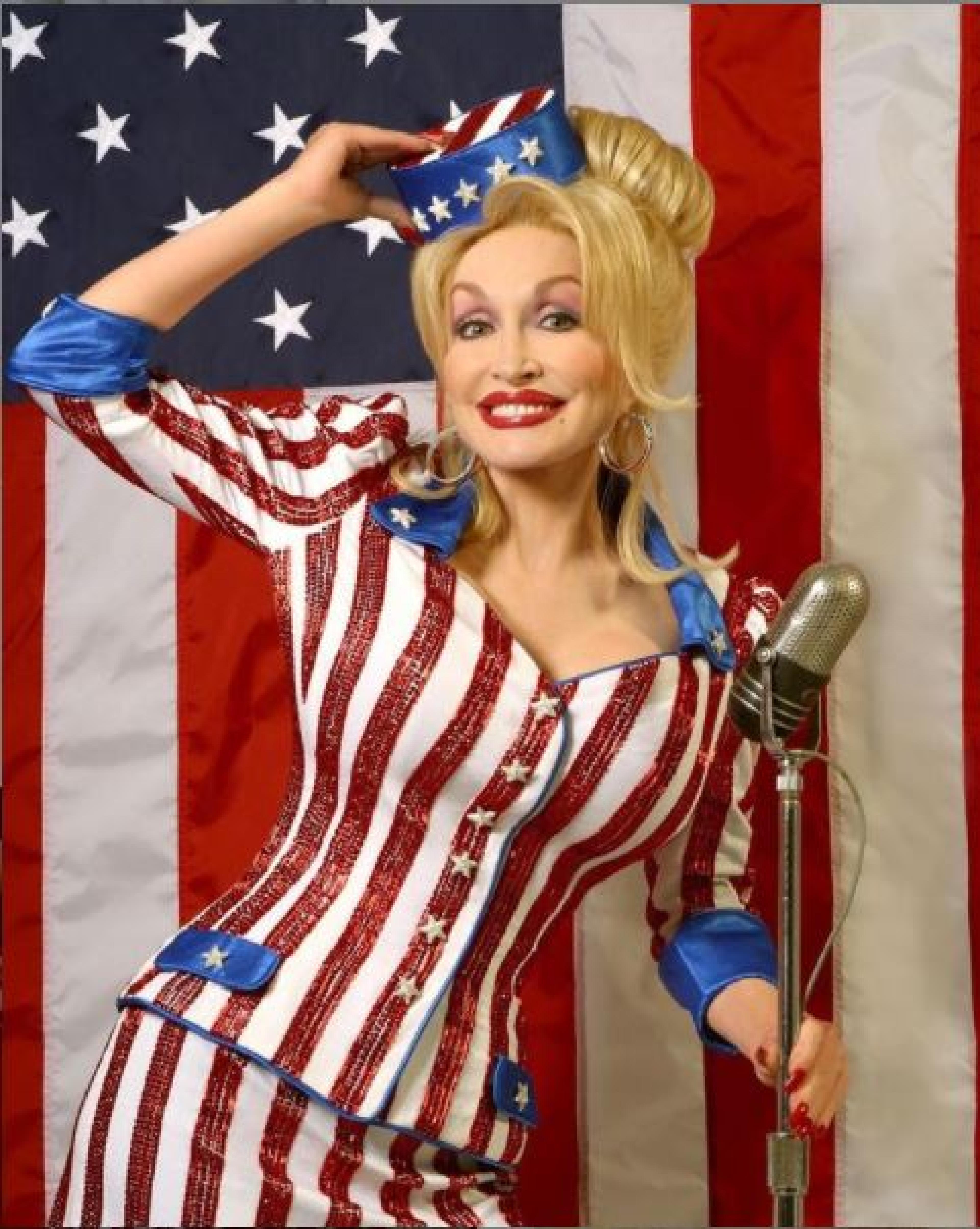 Dolly Parton 4. Juli 2021
