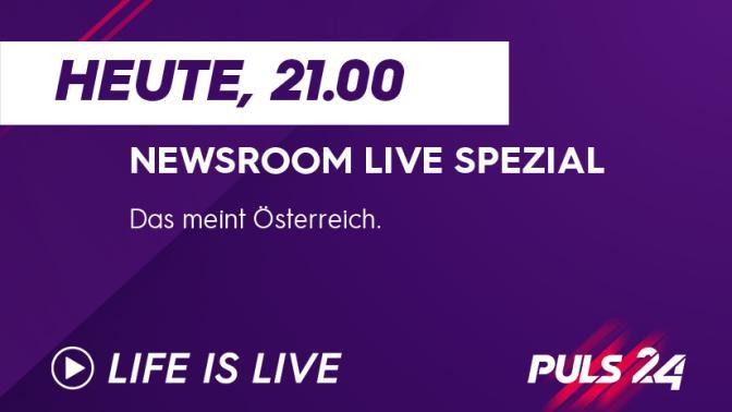 Newsroom LIVE spezial 31.03.2021