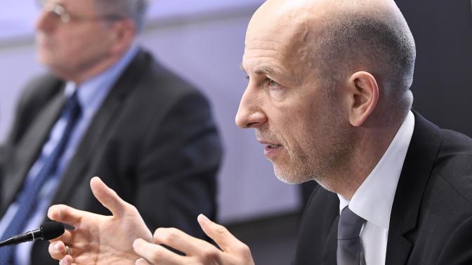 Martin Kocher IHS Direktor Arbeitsminister ÖVP