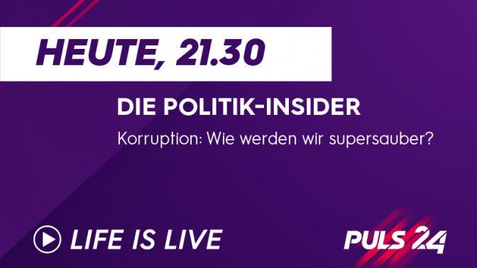 Die Politik-Insider: Korruption - Wie werden wir supersauber?
